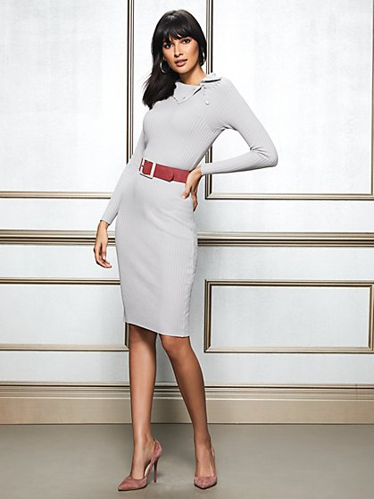 Eva Mendes Collection - Cherie Sweater Dress - New York & Company
