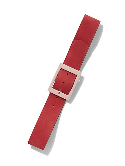 Eva Mendes Collection - Colorblock Belt - New York & Company