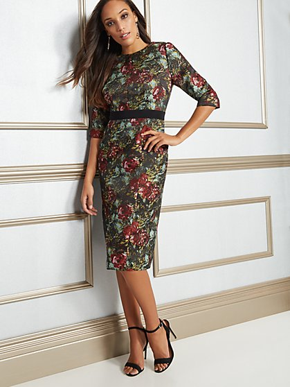 Eva Mendes Collection - Danelle Sheath Dress - New York & Company