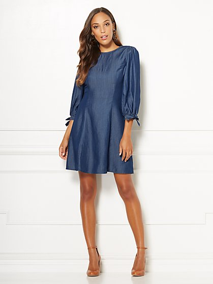Eva Mendes Collection - Davina Shift Dress - New York & Company