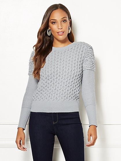 Eva Mendes Collection - Eliana Sweater - New York & Company