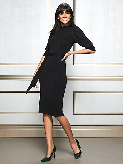 Eva Mendes Collection - Elisabeth Sweater Dress - New York & Company