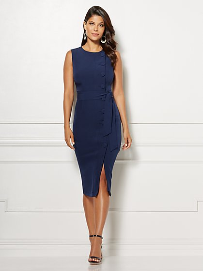Size 12 Blue Cocktail Dresses And Party Dresses Nyc