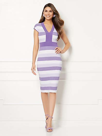 Eva Mendes Collection - Francisca Sweater Dress - New York & Company