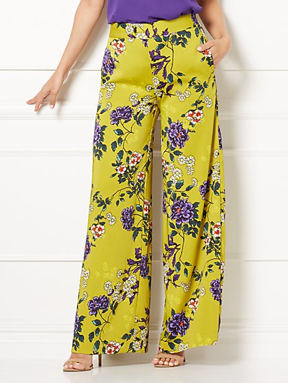 Eva Mendes Collection - Idina Palazzo Pant - New York & Company