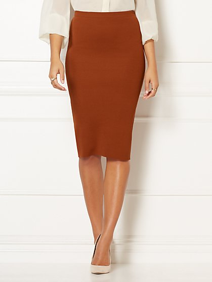 Eva Mendes Collection - Jacqui Sweater Skirt - New York & Company