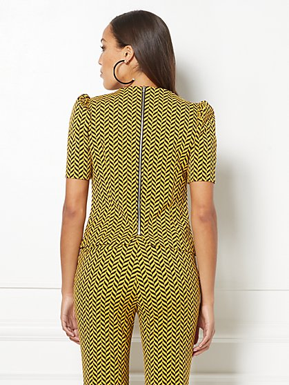 Yellow Blouses Shirts For Women Ny C