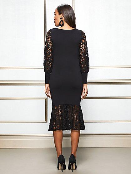 27ecd8379ccafb NY&C: Kamala Sweater Dress - Eva Mendes Collection