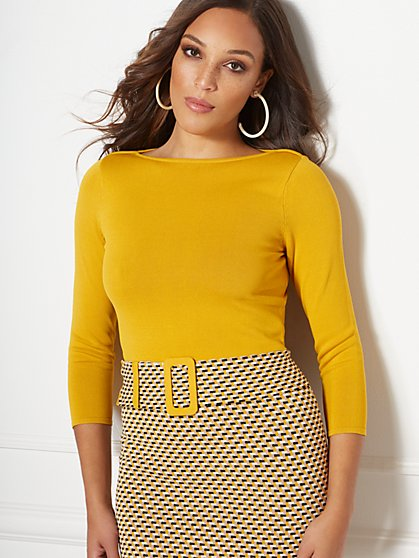 Eva Mendes Collection - Kelli Sweater - New York & Company