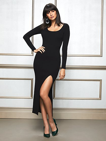 Eva Mendes Collection - Maxine Sweater Dress - New York & Company