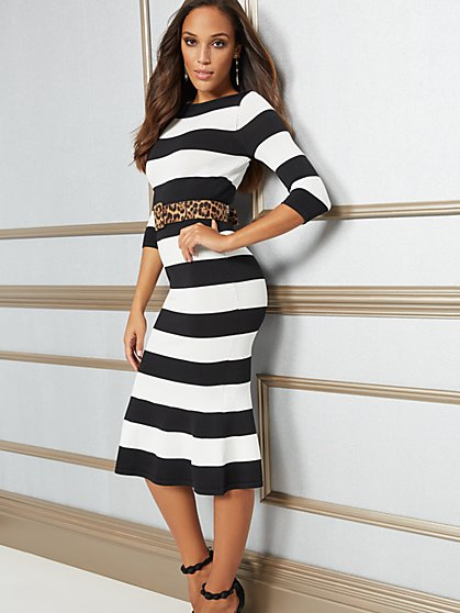 Eva Mendes Collection - Melinda Sweater Dress - New York & Company
