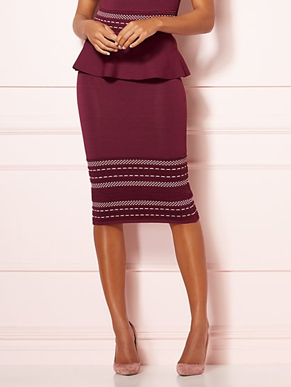 Eva Mendes Collection - Nell Sweater Skirt - New York & Company