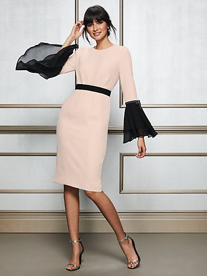 Eva Mendes Collection - Perri Sheath Dress - New York & Company