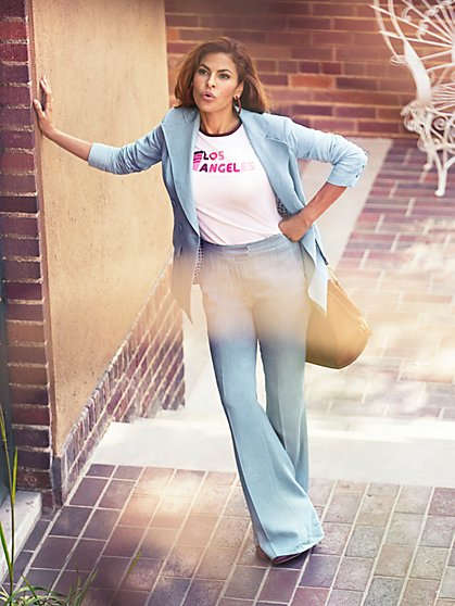 Eva Mendes Collection - Renee Flare Pant - New York & Company