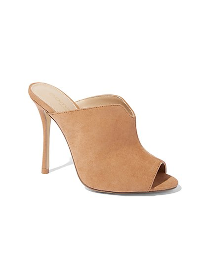 Eva Mendes Collection - Stiletto Sandal - New York & Company