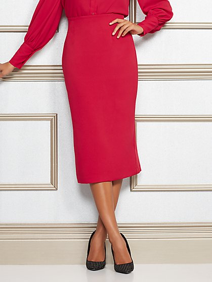 Eva Mendes Collection - Tall Kristy Skirt - New York & Company