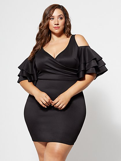 Size 0 Black Plus Size Wedding Dresses For Brides And Guests
