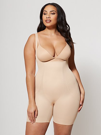 FTF Miraclesuit Torsette High Waist Thigh Slimmer - New York & Company