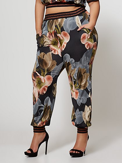 FTF Nicki Jogger Pants - New York & Company