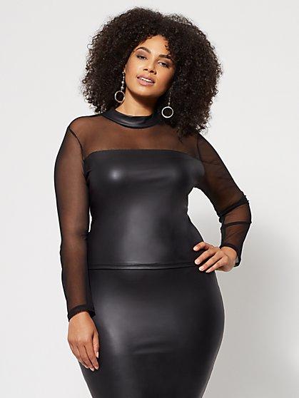 Trendy Plus Size Dresses Tops Denim For Women Fashion To Figure
