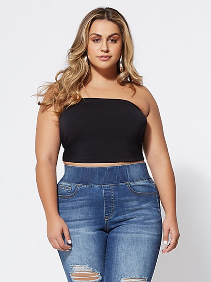 FTF Signature - Seamless Tube Top - New York & Company