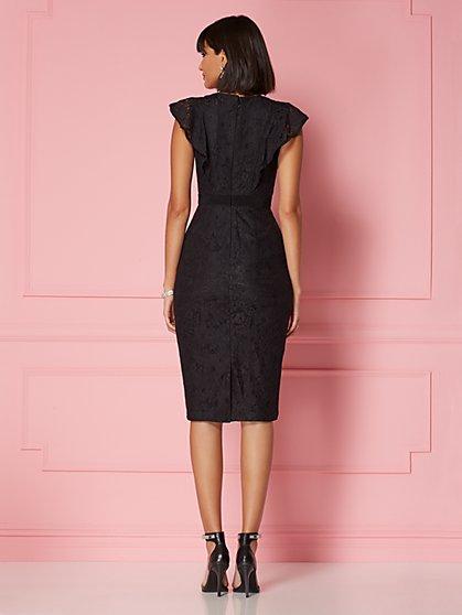 c334c36c046 ... Fabiola Lace Sheath Dress - Eva Mendes Party Collection - New York    Company ...
