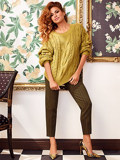 Farryn Sweater - Eva Mendes Collection - New York & Company
