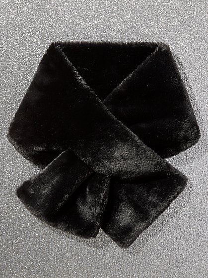 Faux-Fur Scarf - New York & Company