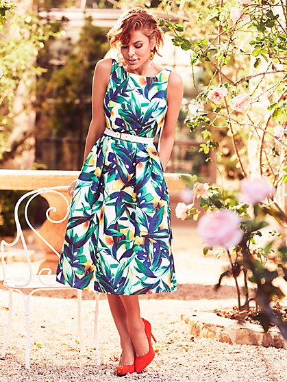 Felicity Dress - Eva Mendes Fiesta Collection - New York & Company