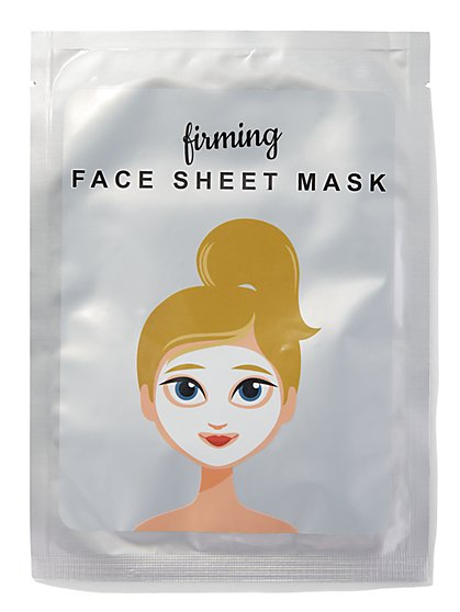 Firming Facial Sheet Mask - New York & Company