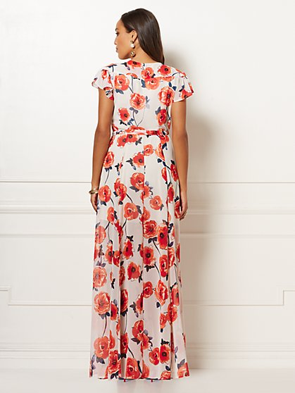 db35bc5c56a ... Floral Allison Maxi Dress - Eva Mendes Collection - New York   Company