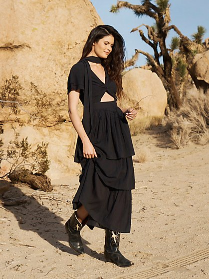 Flutter Maxi Dress - New York & Company