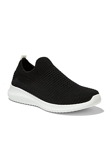 Flyknit Pull-On Sneaker - New York & Company