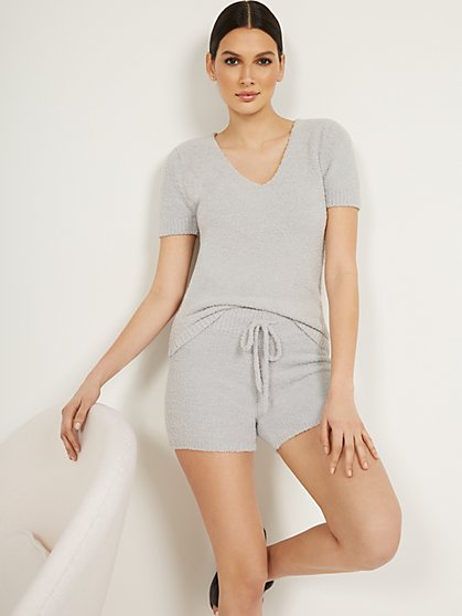 Fuzzy Short - Ultra Cozy Collection - New York & Company