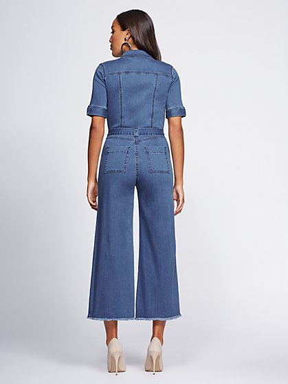 e3fb641426 ... Gabrielle Union Collection - Denim Jumpsuit - New York   Company