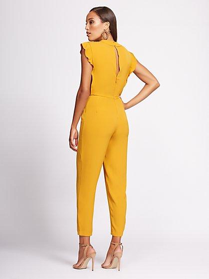 7c69af884f45 ... Gabrielle Union Collection - Wrap Jumpsuit - New York   Company