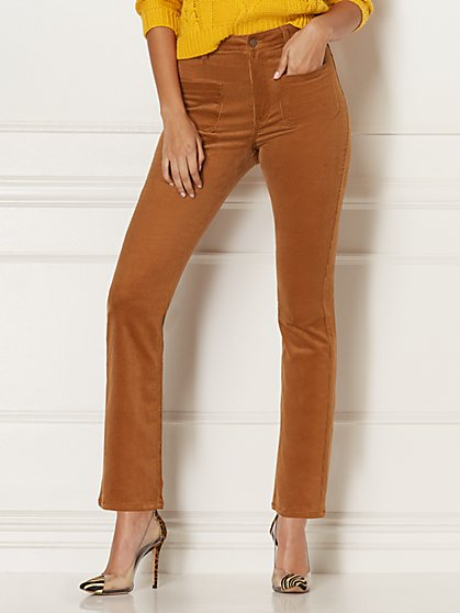 Geneva Corduroy Pant - Eva Mendes Collection - New York & Company