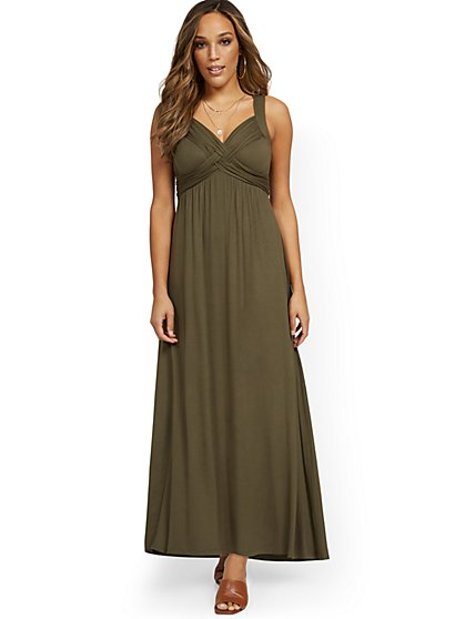 Goddess Maxi Dress - New York & Company