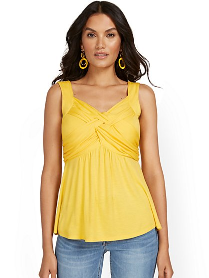 Goddess Tank Top - New York & Company