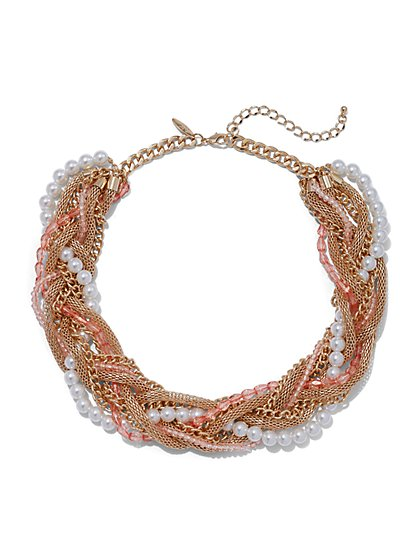 3cc851337b51d New Arrivals: Pink Women's Jewelry | NY&C