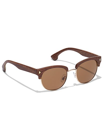 Gradient Lens Sunglasses - New York & Company