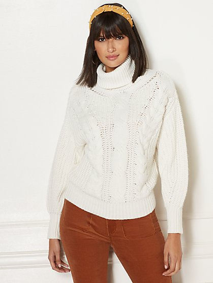 Greta Sweater - Eva Mendes Collection - New York & Company