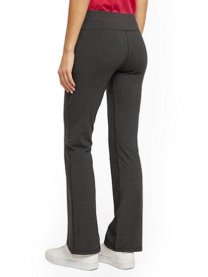 2f46479a0d ... Grey Bootcut Yoga Pant - New York & Company