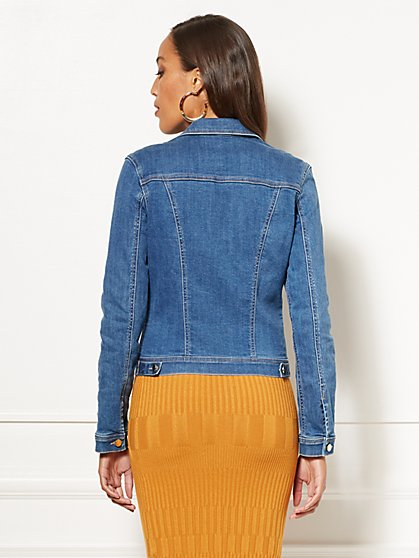 93087c82c91 ... Halle Denim Jacket - Eva Mendes Collection - New York   Company