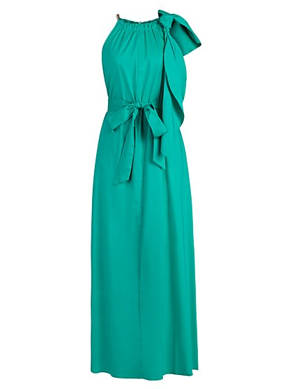 Halter Maxi Dress - New York & Company