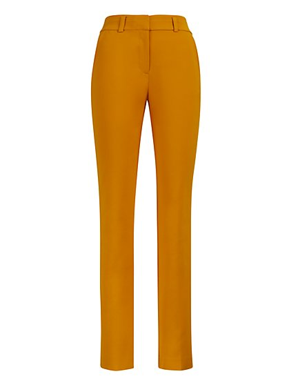 High-Waisted Bootcut Pant - Modern Fit - 7th Avenue - New York & Company