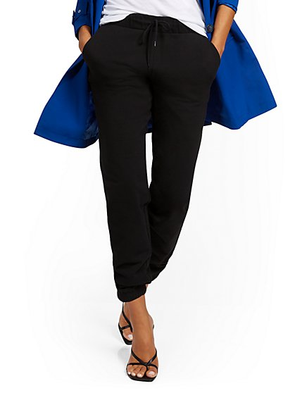 High-Waisted Oversized Jogger Pant - Everywhere Jogger Collection - New York & Company