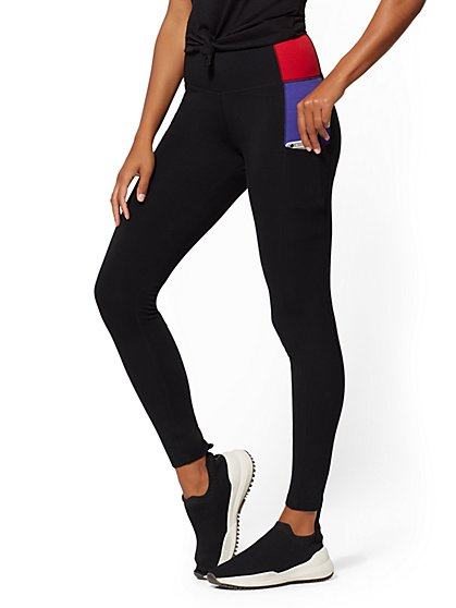 High-Waisted Pocket Legging - Soho Street - New York & Company
