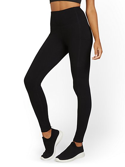 High-Waisted Pocket Legging - New York & Company