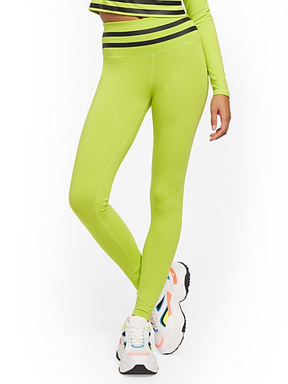 High-Waisted Yoga Legging - Soho Street - New York & Company